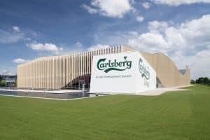 Centre recherche Carlsberg K2 Obernai