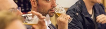 Dégustation bière