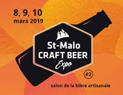 affiche saint-malo craft beer expo